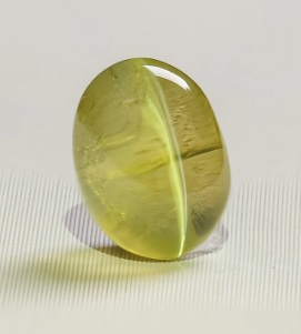 Cat's Eye Chrysoberyl