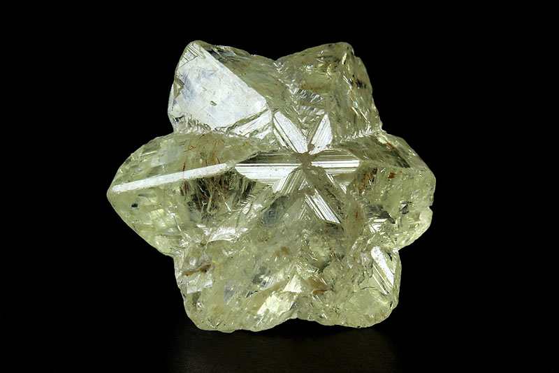 chrysoberyl crystal non cat's eye
