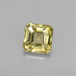 chrysoberyl non cat's eye