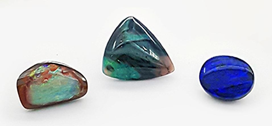 one of the october birthstones: opals